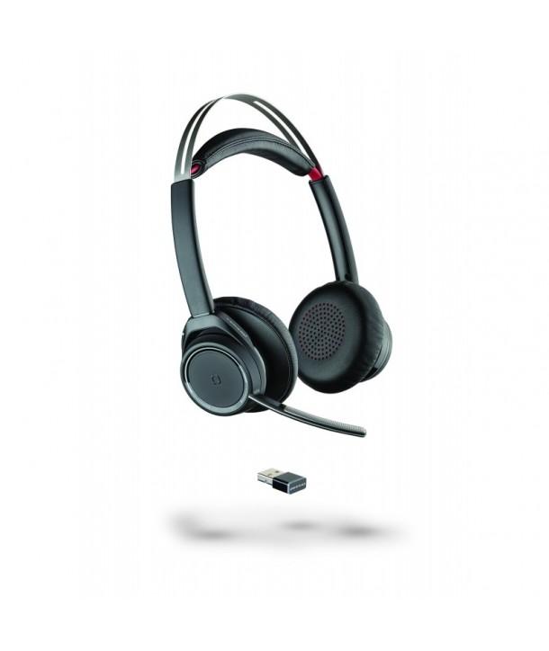 Plantronics 202652-01 Voyager Focus UC B825 Auricular Bluetooth Estéreo