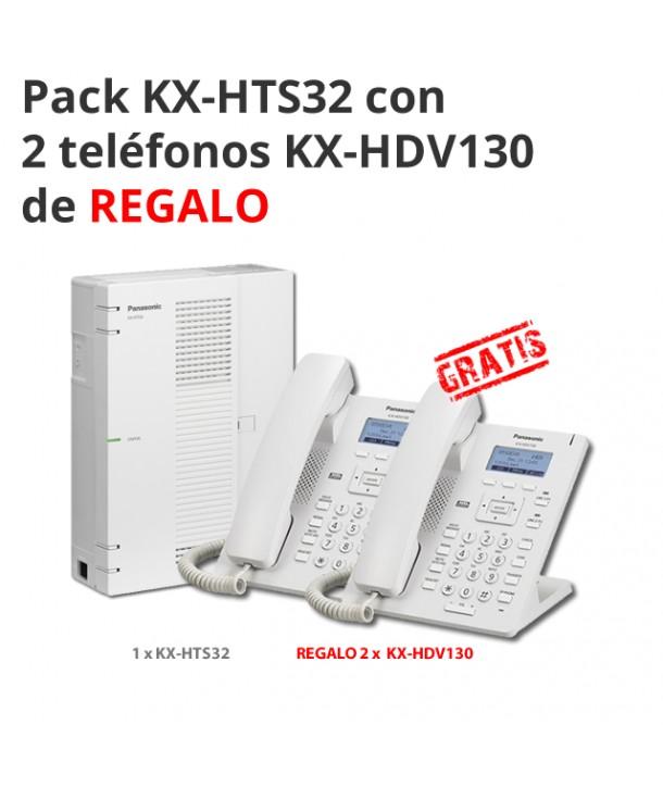 KX-HTS32+HDV130NE-Bx2+A423x2