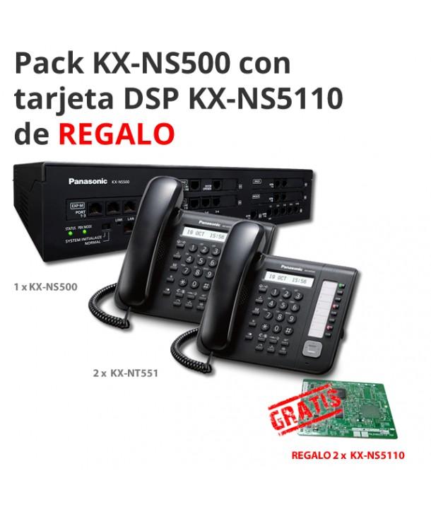 KX-NS500+ NS5110+NT551NE-Bx2