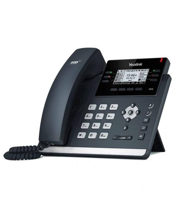 Yealink SIP-T41S Terminal IP (sin fuente)