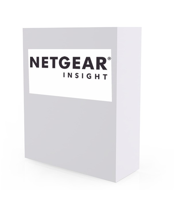 NETGEAR NPR25PK1-10000S Licencia INSIGHT PRO 25 PACK 1 YEAR
