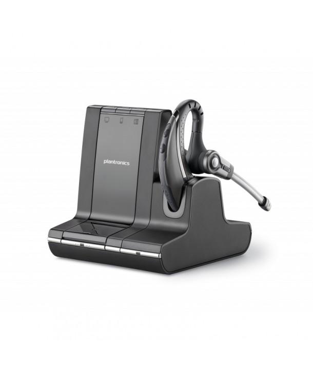 Plantronics 83543-12 SAVI W730 Auricular DECT Inalámbrico Sobre oreja