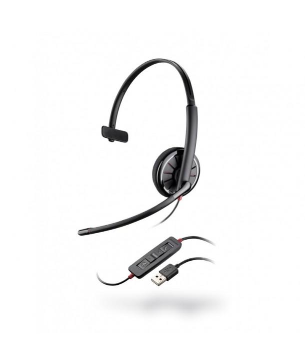 Plantronics 85618-101 Blackwire C310-M Auricular con Cable USB