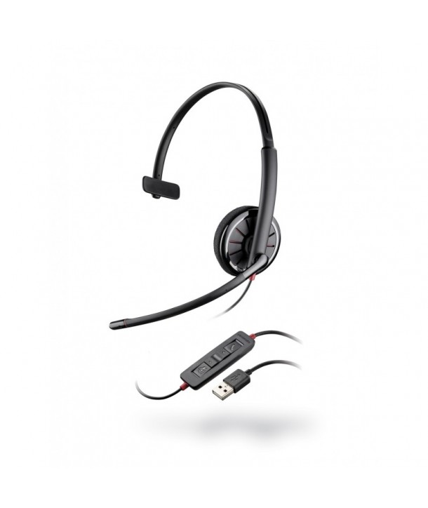 Plantronics Blackwire C310-M Auricular con Cable USB