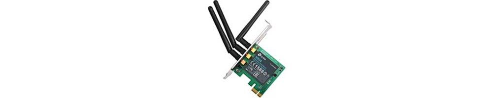 Adaptadores WiFi PCI