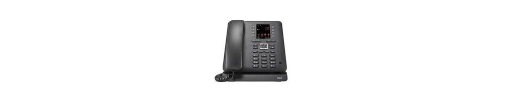 Teléfonos IP DECT de Sobremesa