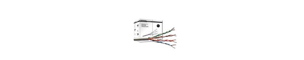 Bobinas de cable solido (instalacion)