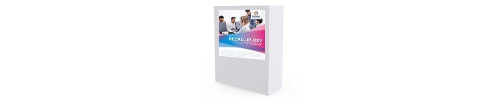 Recall IPA (Grabación activa para Cisco y Aastra)