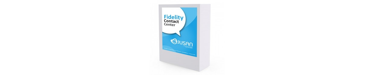 Fidelity Contact Center