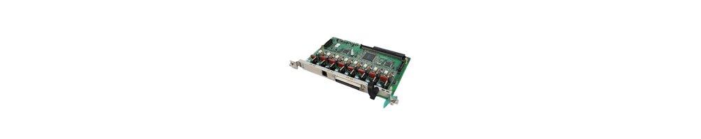 Sistema TDE600 - Ampliación de Líneas
