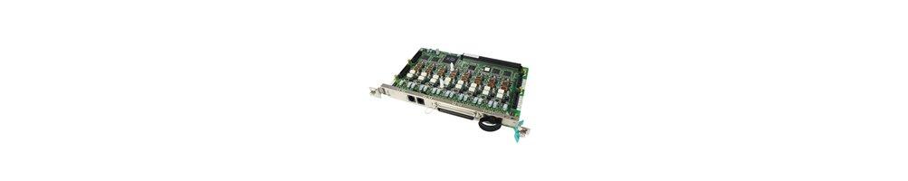 Sistema TDE600 - Ampliación de Extensiones