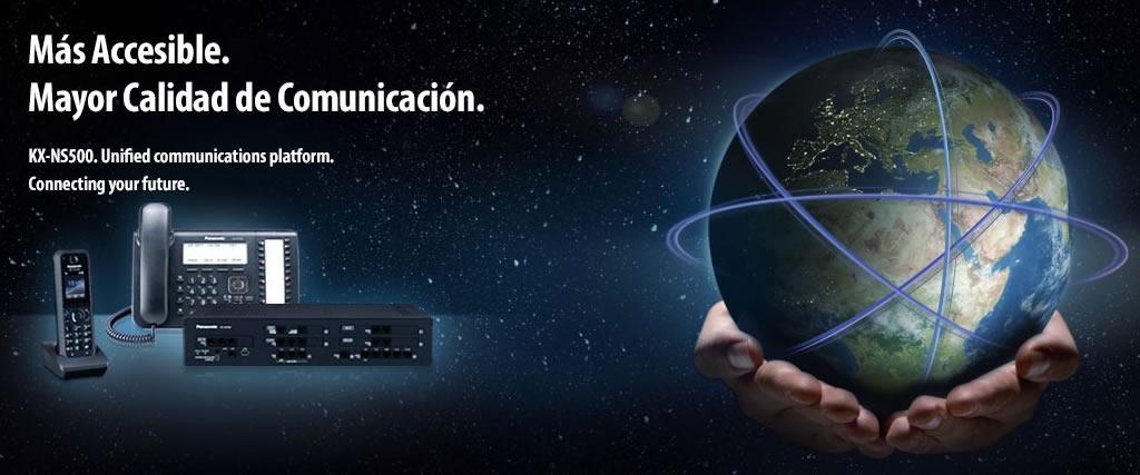 Soluciones de voz Panasonic - CRSL