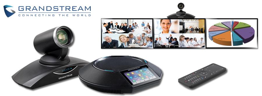 Sistemas de Videoconferencia Grandstream CRSL