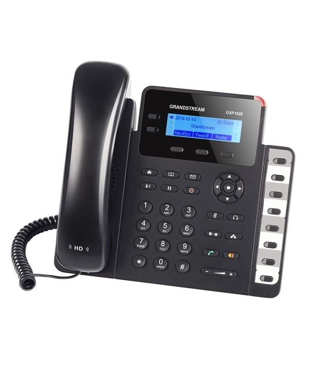 Grandstream GXP-1628 Teléfono IP Avanzado