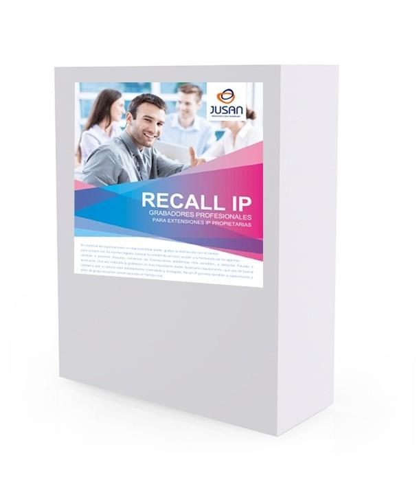 Jusan Ampliación de 1 canal adicional para Jusan Recall IPA