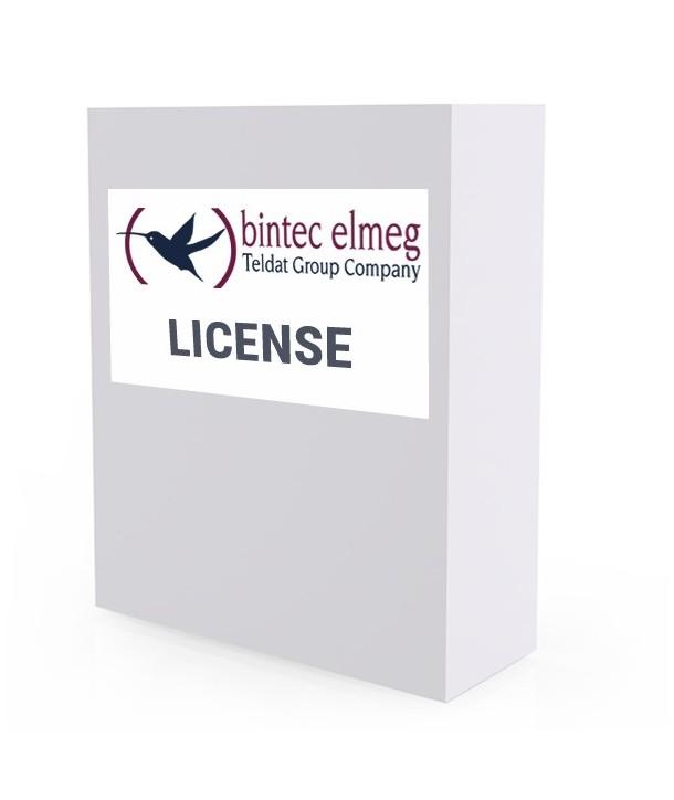 Elmeg License upgrade 5 SIP channels