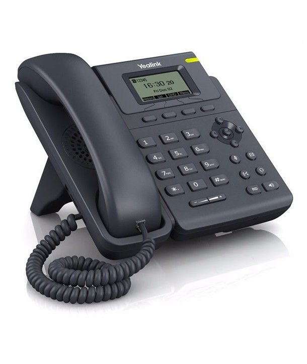 Yealink T19P Teléfono SIP Entry-level IP Phone with 1 Line