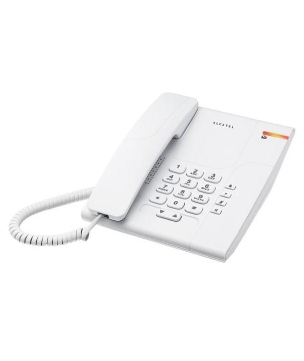 Alcatel Temporis 180 Teléfono analógico sencillo. Blanco