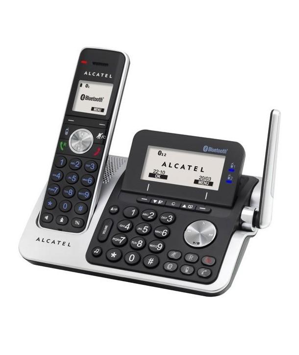 Alcatel XP2050 Teléfono inalámbrico con base Bluetooth. Formato Combo