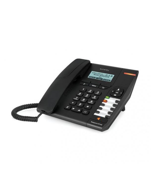 Alcatel Temporis IP150 Teléfono SIP con pantalla retroiluminada, 2 cuentaS SIP y PoE