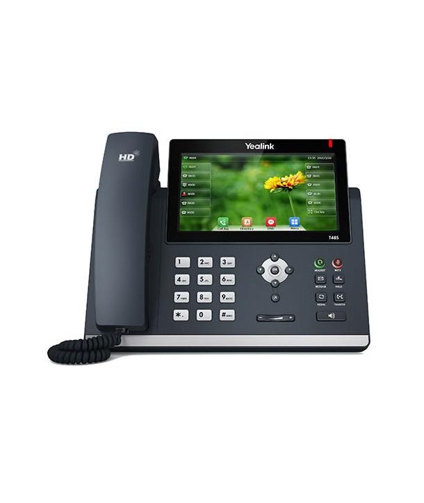 Yealink SIP-T48S Teléfono SIP, 16 cuentas SIP, PoE