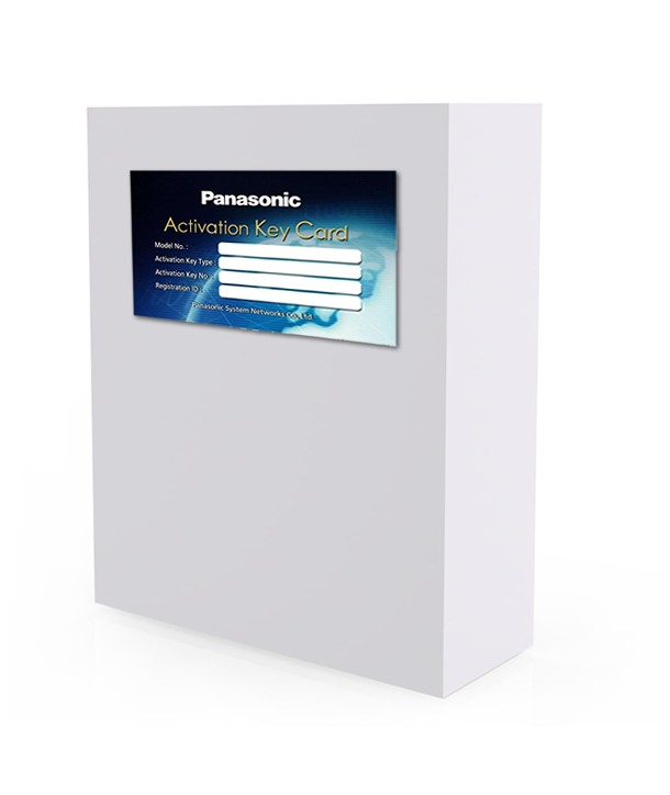 Panasonic KX-UCMA010W Licencia 10 usuarios softphone SIP