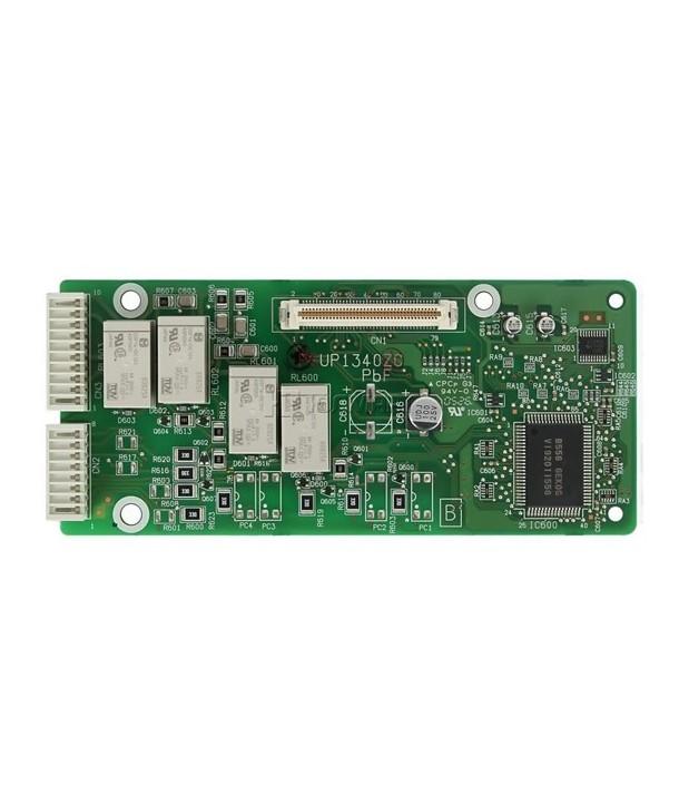 Panasonic Tarjeta de 4 circuitos de relé + sensor (conector relé + sensor) - v2.0.