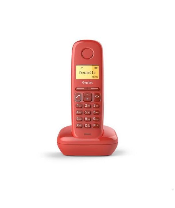 Gigaset A170 Rojo (14688)