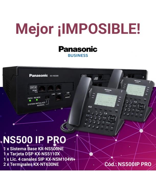 Bundle PANASONIC NS500+NS5110X+NSM104W+2xNT630NE