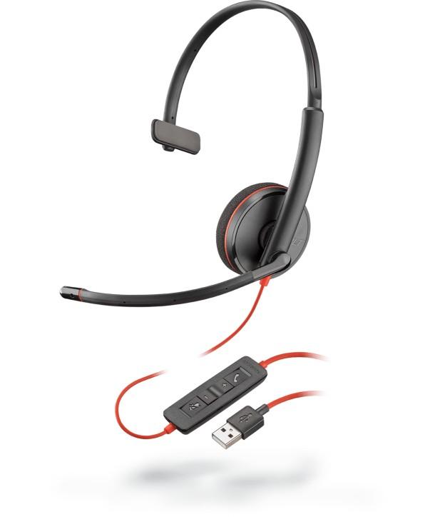BLACKWIRE,C3210 USB-C