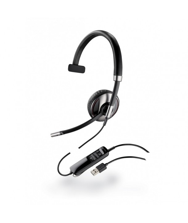 Plantronics 87505-02 Blackwire 710 Auricular USB Bluetooth con Cable