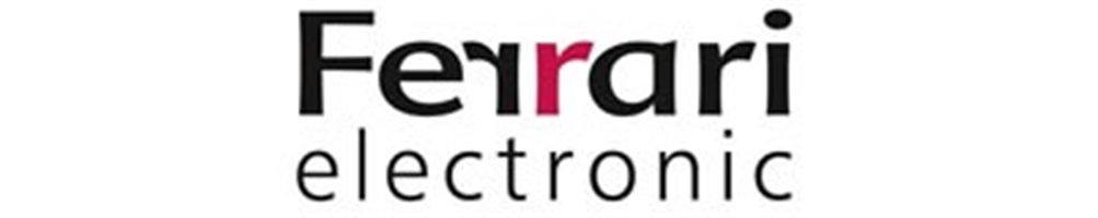 Sistemas de Grabación Ferrari Electronic