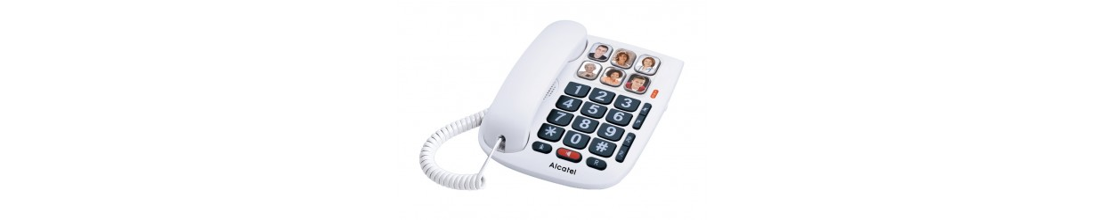 Teléfonos Especiales