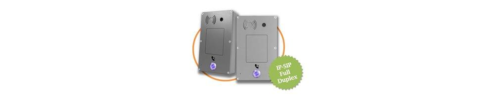 Intercomunicadores IP SIP Serie C