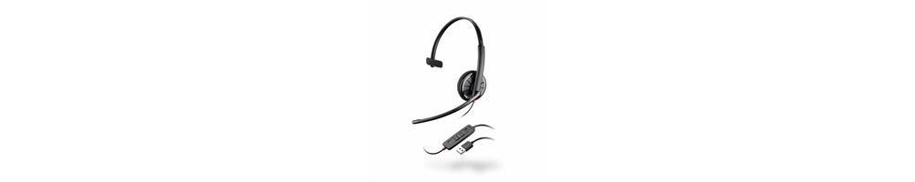 Auriculares profesionales para pc/softphone