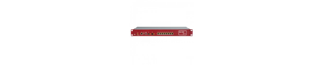Routers centrales