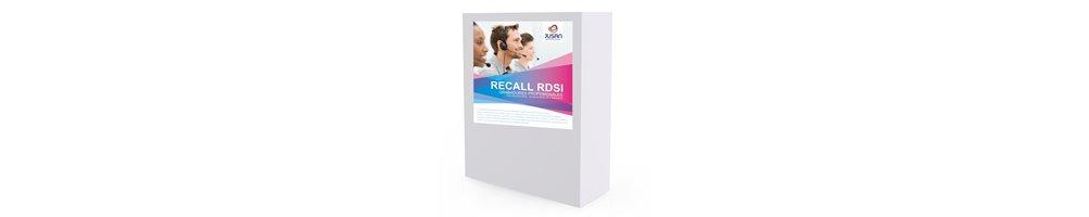 Recall RDSI y Recall E1