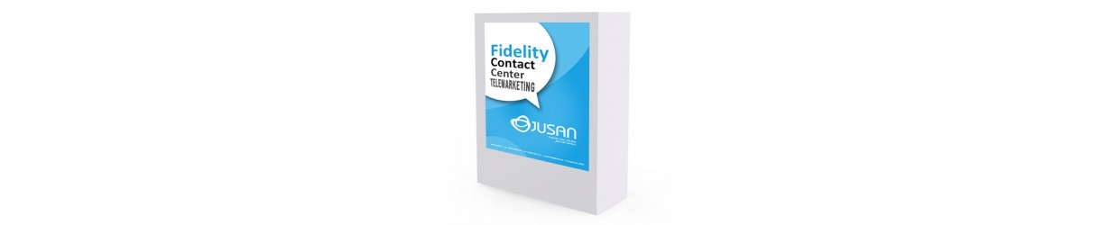 Fidelity telemarketing