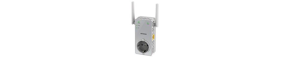 Repetidores/amplificadores de cobertura wifi