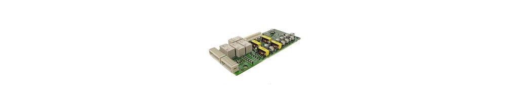 Sistema TDE600 - Tarjetas de Opciones