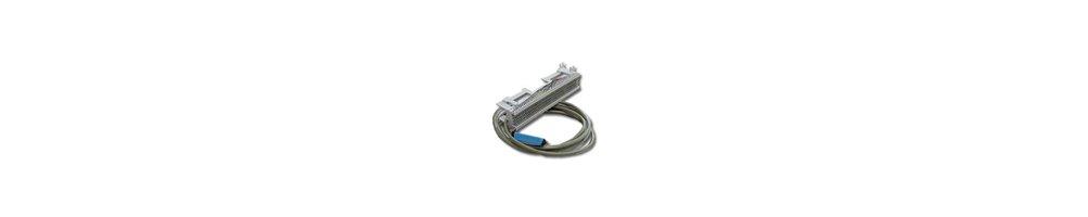 Cables marca blanca (tipo krone) - regleta
