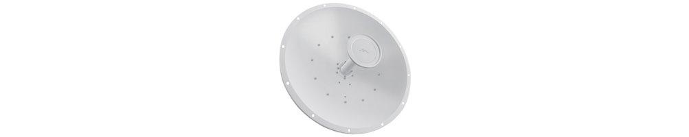Rocket Dish Antenna