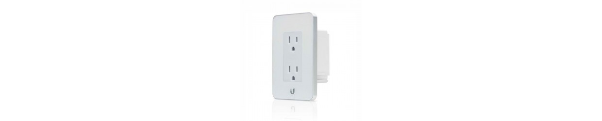 Inwall outlet and switch