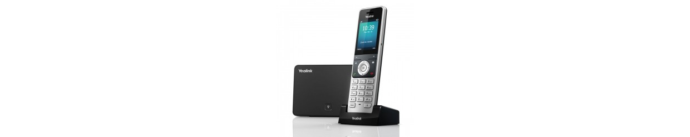 Teléfonos SIP DECT