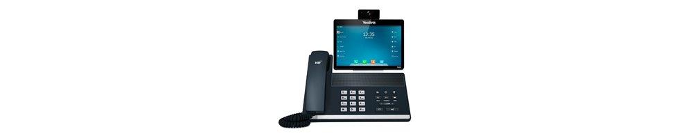 Telefonos videoconferencia ip