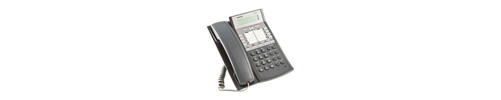 Teléfonos IP (H.323/SIP)